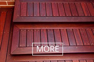 Re-milled and Recycled Timber Decking