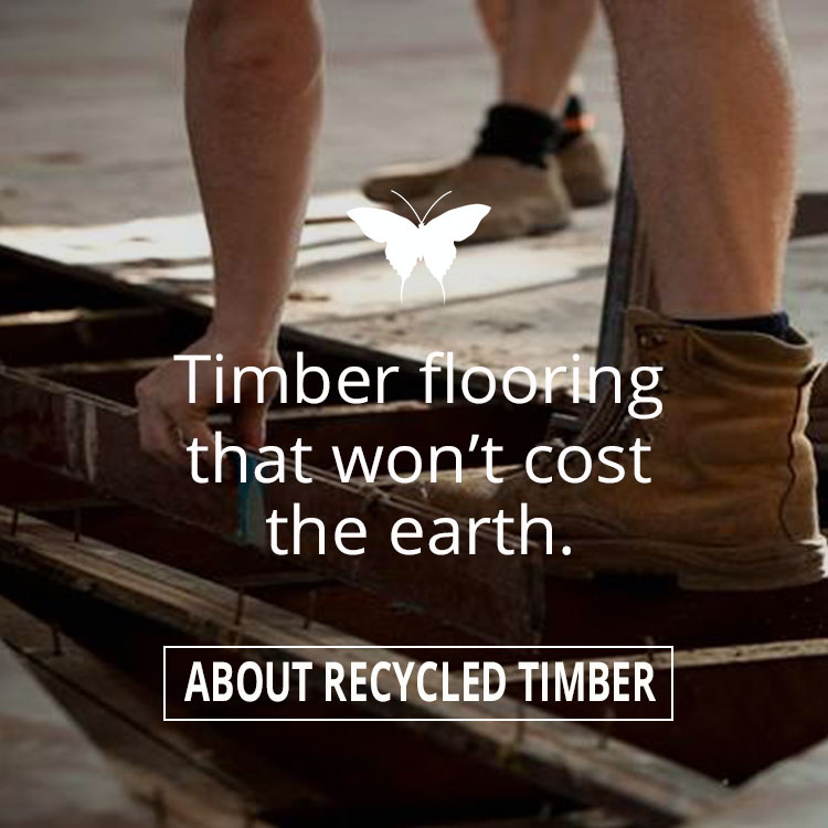 About Recycled Timber