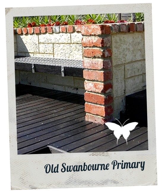 Decking - Old Swanbourne Primary School